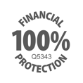 Financial Protection Badge